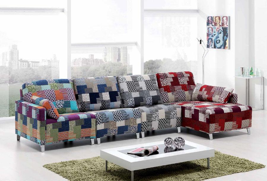 Muebles s per barcelona sof s y sillones for Sofas modernos barcelona