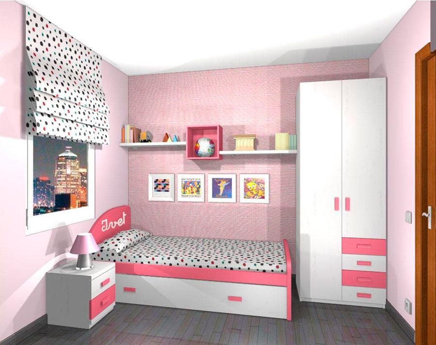 Mueble_Super_Barcelona_Proyecto_Habitaciones_Infantiles_1 - Muebles ...