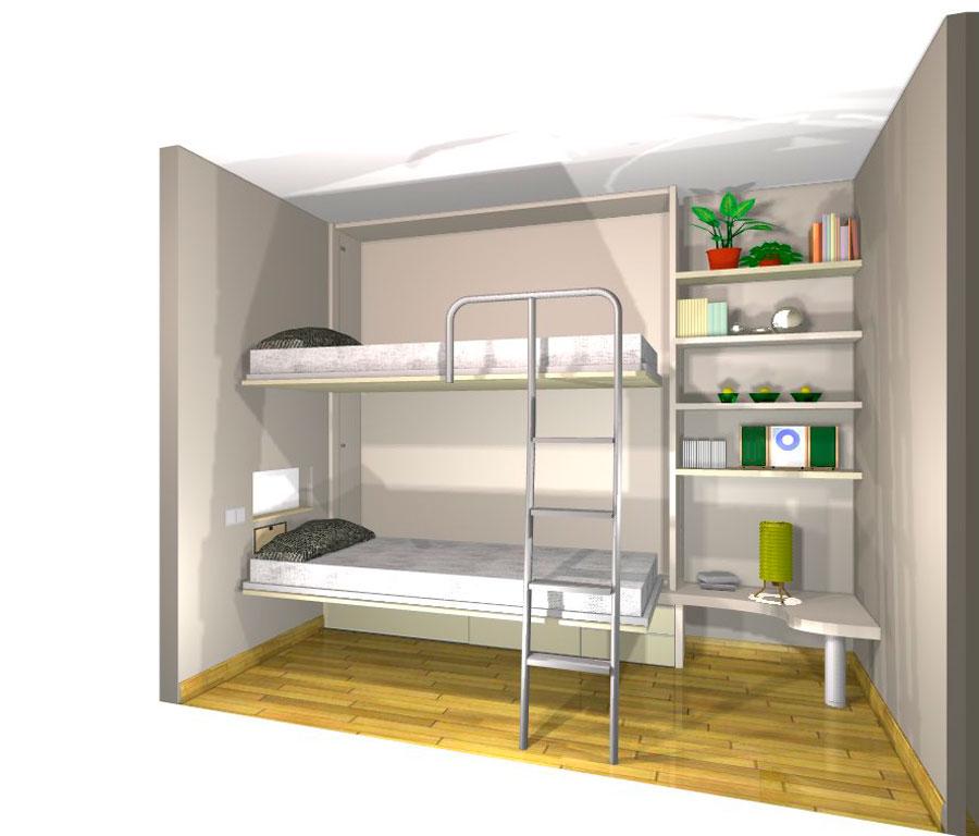 Muebles s per barcelona proyectos dormitorios juveniles for Muebles zapateros juveniles