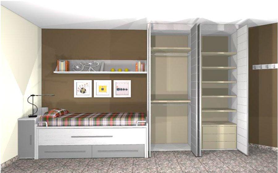 Dormitorios juveniles en barcelona latest foto habitacin - Dormitorios juveniles en barcelona ...