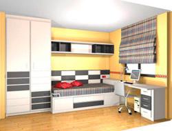 Muebles Súper Barcelona. Proyectos dormitorios infantiles y juveniles