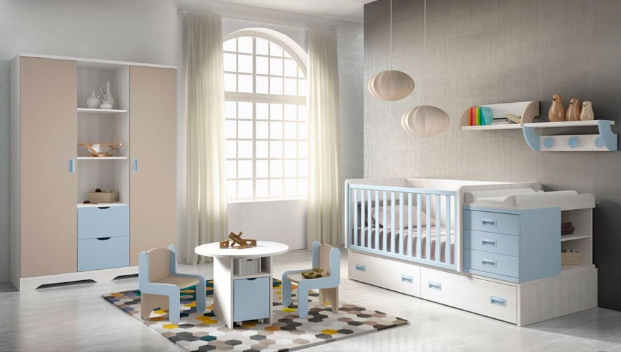 Dormitorios infantiles barcelona increible decoracion de for Muebles infantiles barcelona