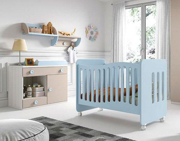 Dormitorios infantiles barcelona sillas eames dsw silla for Muebles bebe barcelona