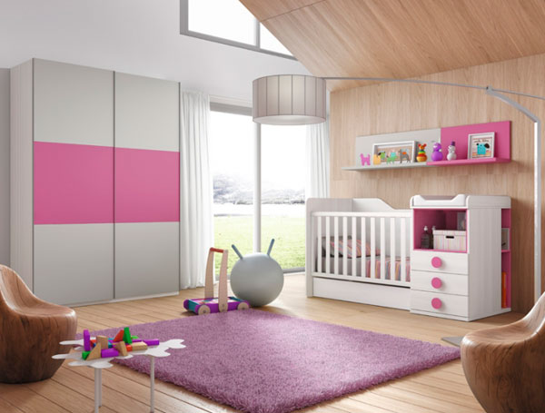Dormitorios Infantiles Barcelona. Simple Litera Cuadruple A Medida ...