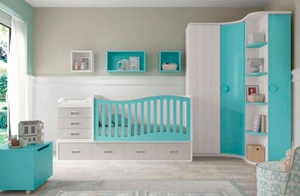 Muebles super barcelona dormitorios infantiles - Muebles infantiles barcelona ...