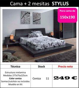 Muebles Súper Barcelona. Muebles Outlet Dormitorios
