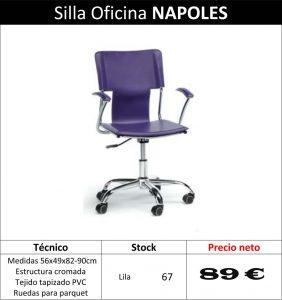 Sillas escritorio barcelona finest silla de escritorio - Outlet muebles barcelona ...