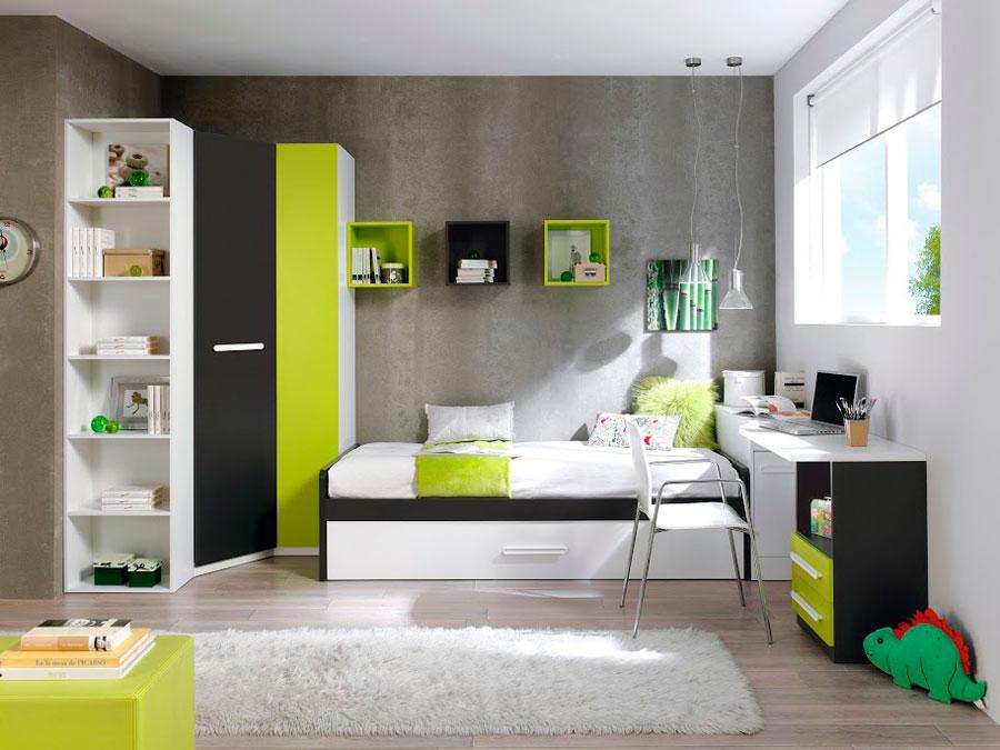 Muebles Super Barcelona | Dormitorios Juveniles