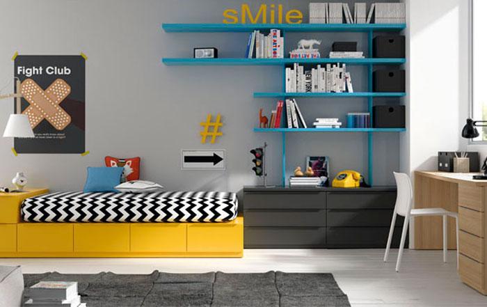 Habitaciones juveniles infinity de jjp muebles s per - Habitaciones juveniles muebles tuco ...