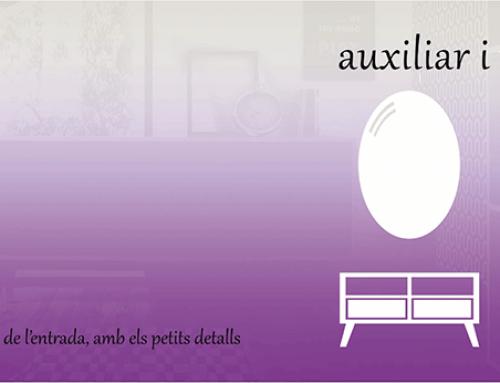 Nuevo catálogo Muebles Súper: Auxiliares y recibidores