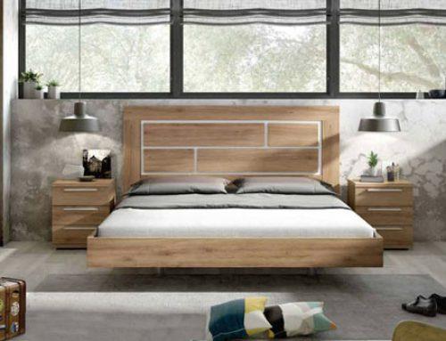 Nueva colección de dormitorios serie Kronos de Ramis