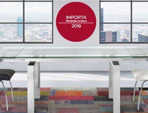 Nuevo proveedor IMPORTA · Mesas, sillas y taburetes